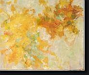 KREUTZ Heinz (1923). Huile sur toile