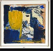 VINCHE Lionel (1936) Acrylique sur carton
