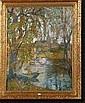 CHIGOT Eugène Henri A. (1860-1923) Huile sur toile, Eugène Chigot, Click for value