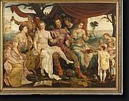 HEEMSKERK Marten (1498-1574). Attribué à.
