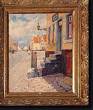 KELLER Adolphe (1880-1968).