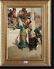 ABRY Léon (1857-1905).