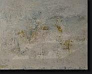 "DIERICKX Karel (1940). Huile sur toile ""Spiegel"