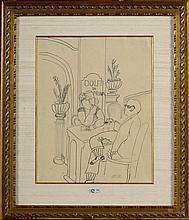 ZADKINE Ossip (1890 - 1967)