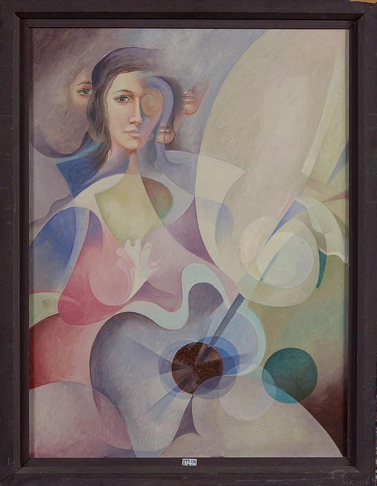 LENNEP Jacques (1941)