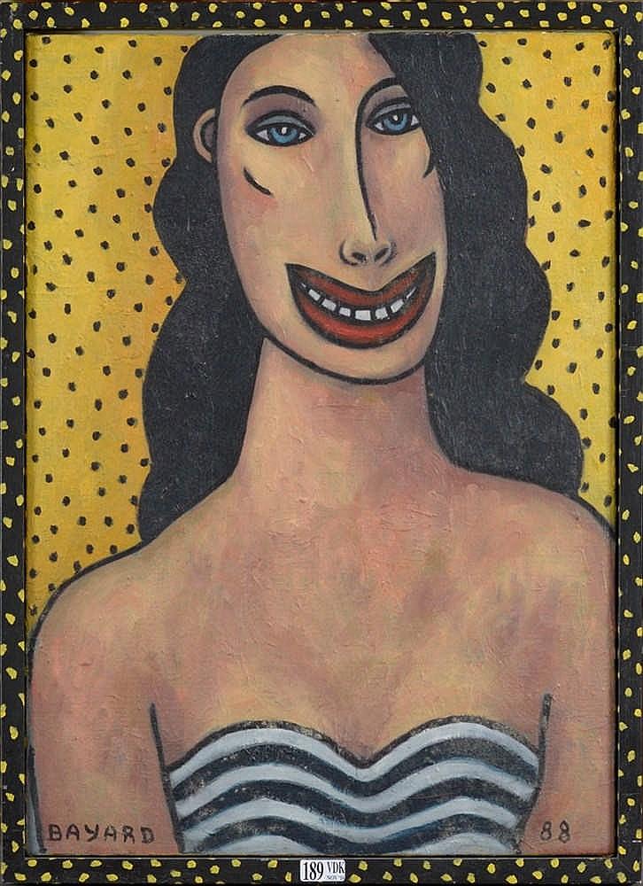 BAYARD  Pierre (1959)