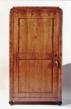 Pair of Biedermeier Armoires (Wardrobes)