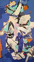 Vaclav Vytlacil (1892-1984), Untitled 1968