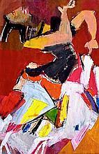 Vaclav Vytlacil (1892-1984), Mexican Dancer n.3, 1967