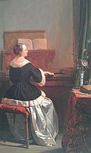 Attribué à Hubertus VAN HOVE (1814-1864/65)