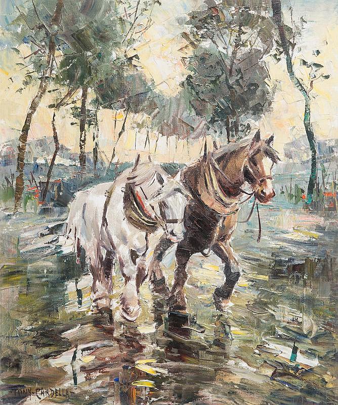 Tony CARDELLA (1898-1976)