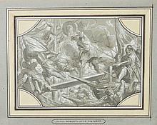 Copie d'après Jacopo BOBUSTI dit le tintoret (1518-1594)