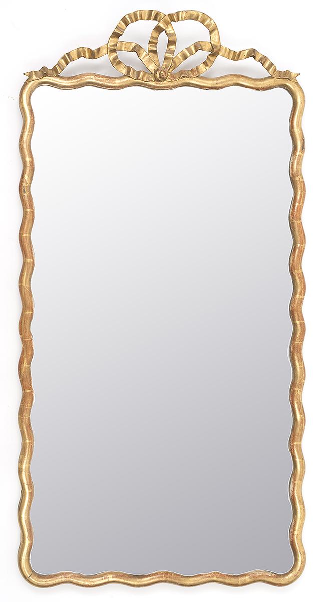 Miroir en bois et stuc dor - Miroir ancien bois dore ...