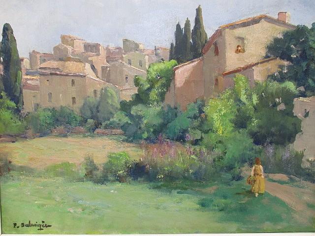 Paul Justin Marcel BALMIGERE (1882-1953)
