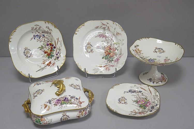 Limoges porcelaine de - Estampille porcelaine limoges ...
