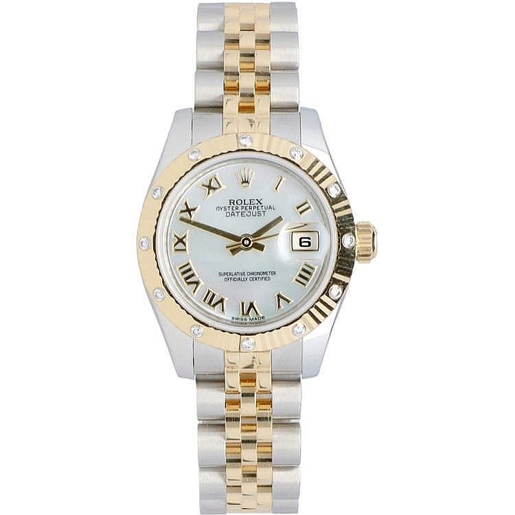 Rolex Datejust - Women's Watch - Automatic - 2011/2017.