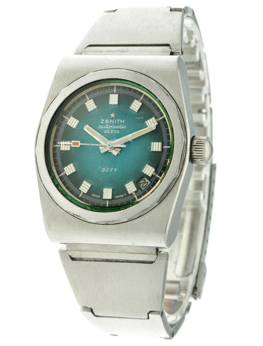 Zenith Defy - Men's watch - apprx. 1970.