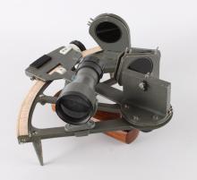 Nautica. A sextant, Observer Rotterdam