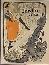 Toulouse Lautrec, Henri (Fr. 1864-1901)