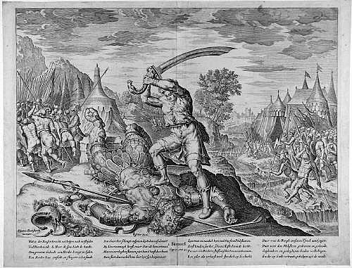 Bruyn, Nicolaes de (Antwerpen 1571 - 1656