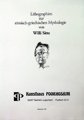 Sitte, Willi (geb. 1921 in Kratzau/Böhmen).