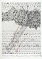 Buchheister, Carl (Hannover 1890 - 1964). Un texte, Carl Buchheister, Click for value