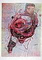 Oehlen, Markus (geb. Krefeld 1956). Op de Lynth, Markus Oehlen, Click for value