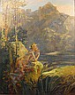 Luns, H.M. (1881-1942), oil on canvas,, Huib Luns, Click for value