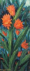Van Schoonhoven van Beurden, W. (1883-1963), oil