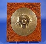 Franz Barwig d. Ä (1868-1931), bronze sculpture,