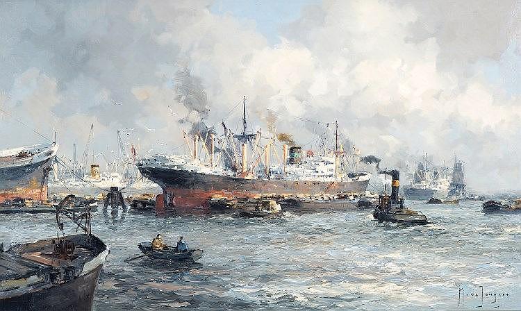 Marinus Johannes de Jongere (1912-1978)
