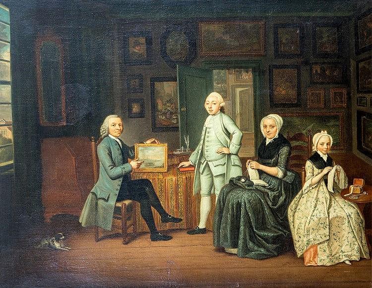 Hieronymus Lapis (1713/1733-1798)