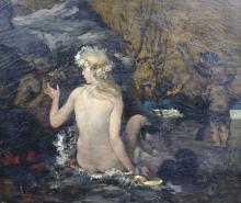 Ernst Albert Fischer-Cörlin (1853-1932)