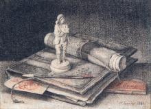 François Bonvin (1817-1887)