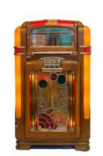 Paul Fuller (1897-1951): a Wurlitzer Jukebox 700 78RPM