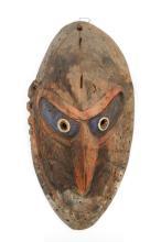 A Sepik mask