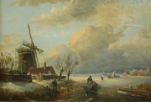 Omgeving Jan Jacob Spohler (1811-1866)