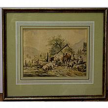 Hendrikus van de Sande Bakhuyzen (1795-1860)