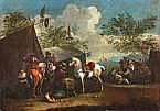 Navolger van Jacob van Huchtenburg (1640/45-1675)