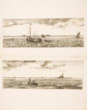 [RIVER MAAS] – [POSTAL DELIVERY] – GEEL, J. (Joost) VAN (1631-1698).