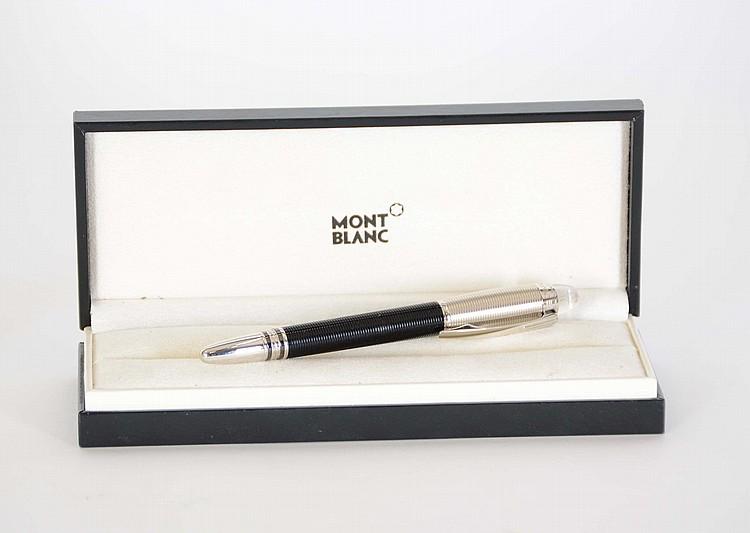 mont blanc stylo 224 plume en carbone mod 232 le starwalker pl