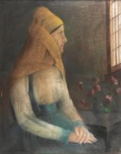 Nikolaos SPERLING (1881-c. 1948) , Greek hero Bouboulina