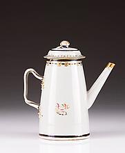 A Qianlong coffee pot