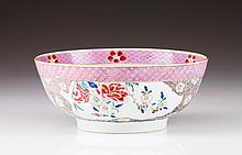 A punch bowl