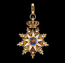 Pendant of the Order of Our Lady of the Conception of Vila Viçosa