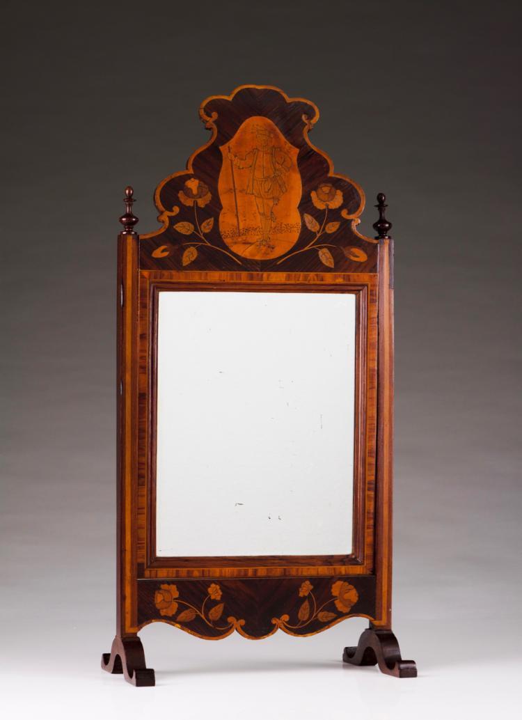 A D. Maria (1777-1816) toilette table mirror