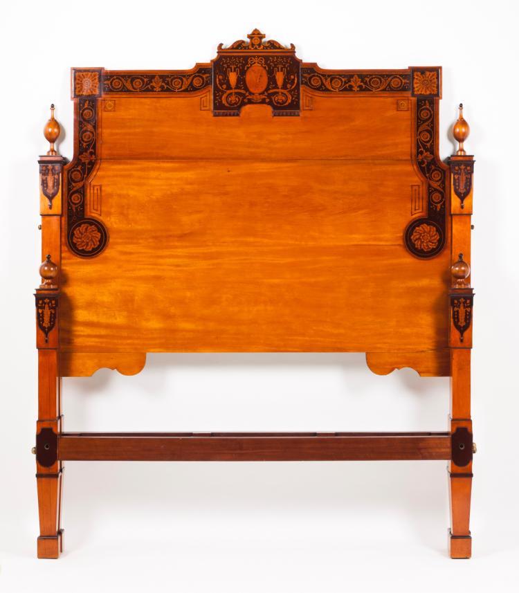 A D. Maria (1777-1816) bed