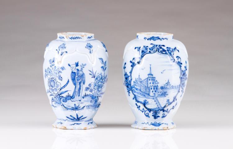 Two vases