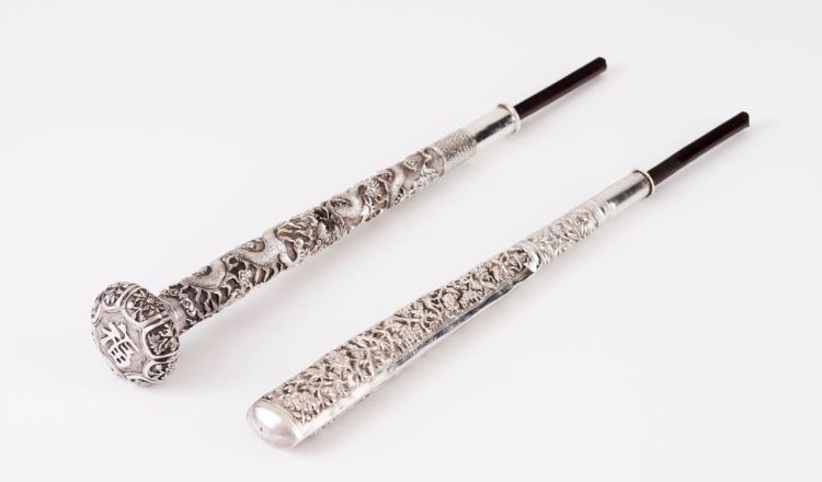 A cane handle