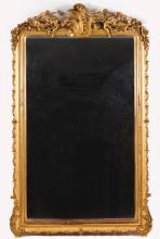 A Romantic wall mirror